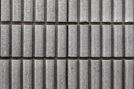 cinder: cinder block wall for background, brick texture