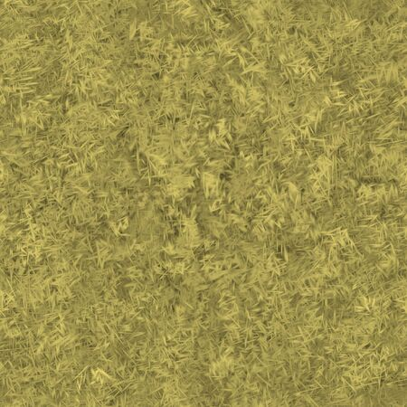 dry grass: Square piece of dry grass. Seamless tile. Stock Photo