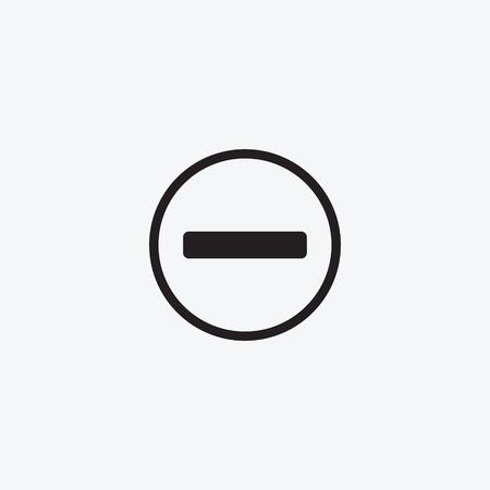 Cone padrão gráfico Sinal mínimo. Pictograma preto e branco para web design. Vector ilustrações simples, logotipo Foto de archivo - 90140285