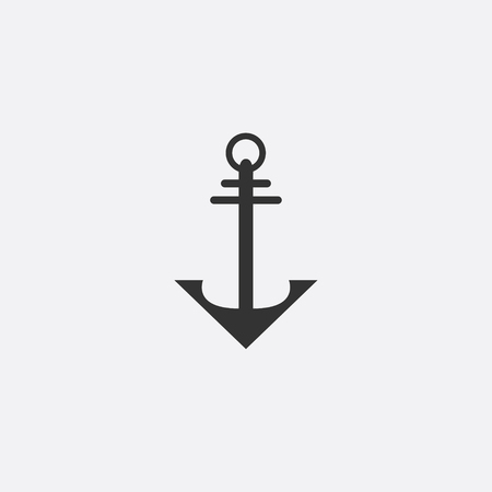 Anchor Marine symbol symbol or emblem illustration