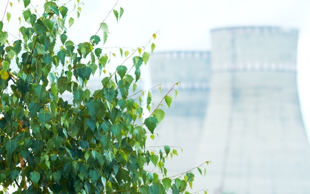 Nuclear Power Plant Turbine operating nuclear power plants