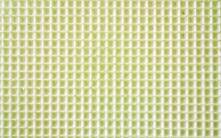 Background.Waffle sheet as a natural background