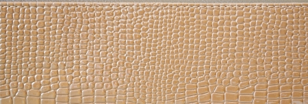 snakeskin: Artificial crocodile leather as a modern background Stock Photo