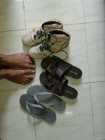 footwear: Confusion to choose footwear