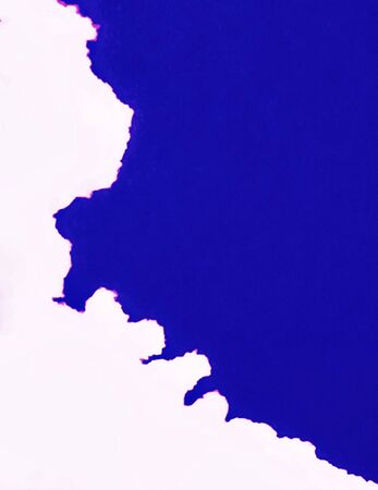 A beautiful blue coloured abstract design