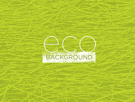 Organic Nature Eco Friendly Background Concept