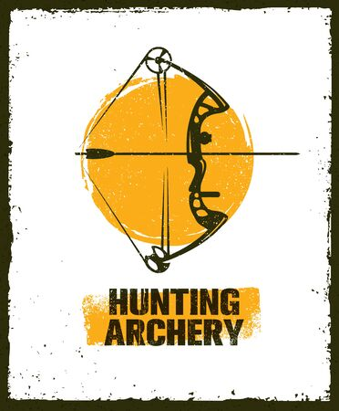 Outdoor activity sign concept.