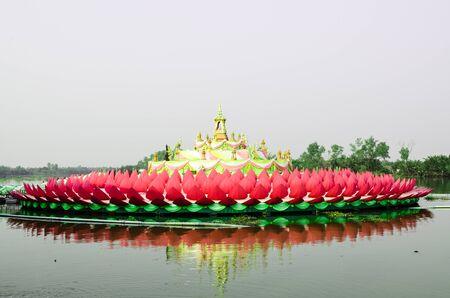 chachoengsao: Measured with respect to Thailand , WatSaman.Rattanaram chachoengsao