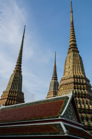 located: Wat Pho is located in Bangkok, Thailand.