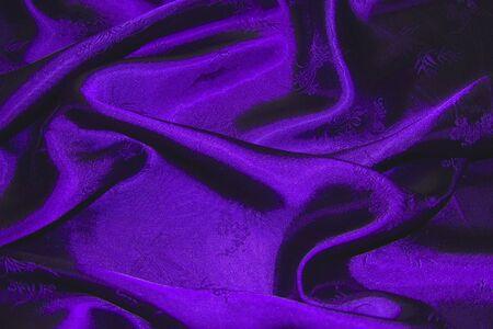material: Purple Silk Background