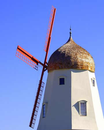 Windmill at Solvang