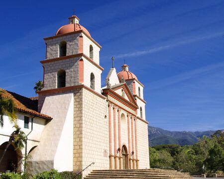 santa barbara: Mission Santa Barbara