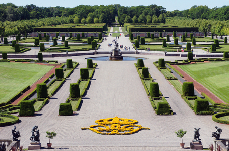 Drottningholm Palace, summer home of the Swedish royal family