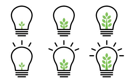 Illustration of idea development