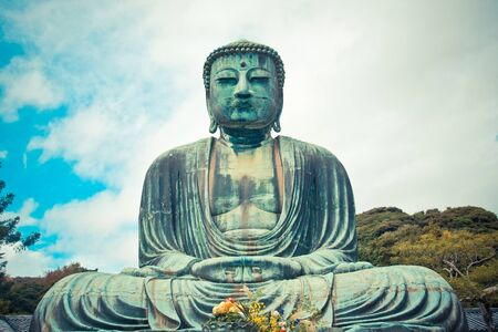 Big budha Kamakura photo