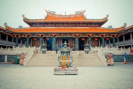 Chinese temple in Coloane Taipa Macau