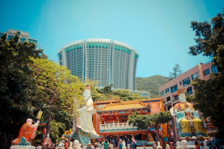 Repluse bay Hongkong the holy place Editorial