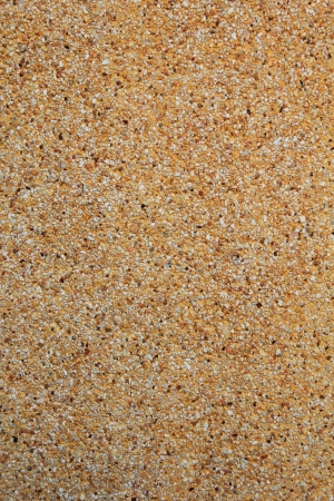 small rocks and fine stone in the yellow cement Stock Photo - 20174721