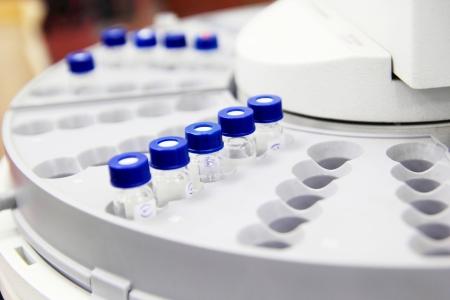 chromatograph: Liquid Sampling of gas chromatograph  GC  injection part