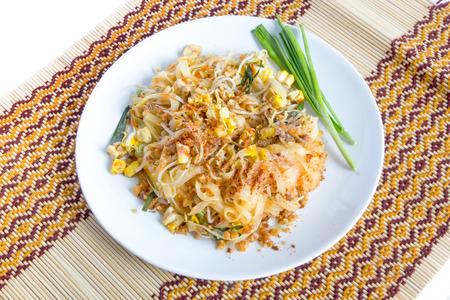 パッドのタイ タイ料理タイ風麺