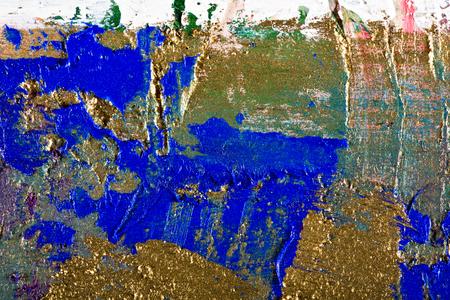 art abstract grunge golden background.  photo