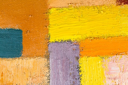 abstract wallpaper, texture, background of an original oil painting on canvas with brush strokes.