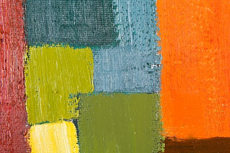 fineart: abstract wallpaper, texture, background of an original oil painting on canvas with brush strokes.