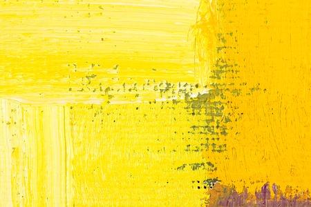 abstract behang, textuur, achtergrond van de close-up fragment van olieverf op canvas met penseelstreken.