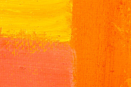 abstract wallpaper, texture, background of close-up fragment of oil painting on canvas with brush strokes.