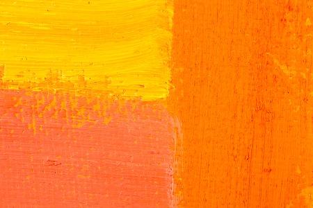 cuadros abstractos: Papel pintado abstracto, textura, fondo del fragmento de primer plano de la pintura al �leo sobre lienzo con pinceladas. Foto de archivo
