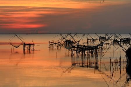 Life style fishing of Thailand photo
