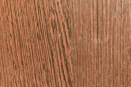Brown colored old natural wooden board textured flooring background. Surface of pine wood for design and decoration. Studio shot with copy space room for add text or work design for backdrop product. Stock Photo - 122887226