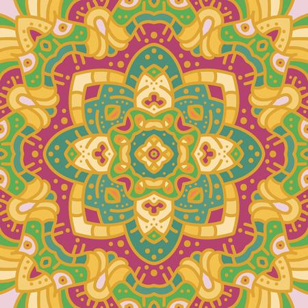 Ancient geometric mandala Zdjęcie Seryjne