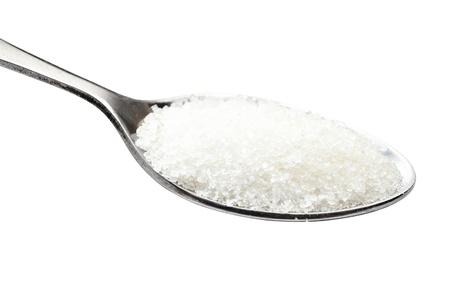 糖勺白色隔離
