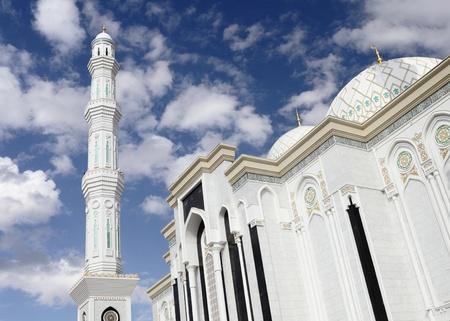 astana: Fragment of a Muslim mosque in Astana