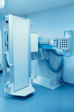 medical services: Stationary X-ray machine  The modern medical equipment