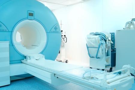 CT machine photo