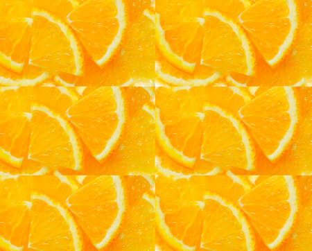 Orange fruit background photo