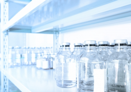pharmaceutical warehouse  photo