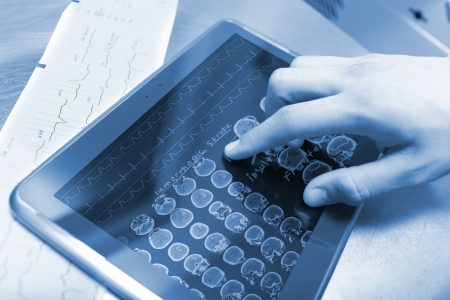 現代技術和醫生
