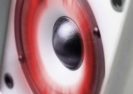 decibels: Sub-woofer in the work. Musical concept