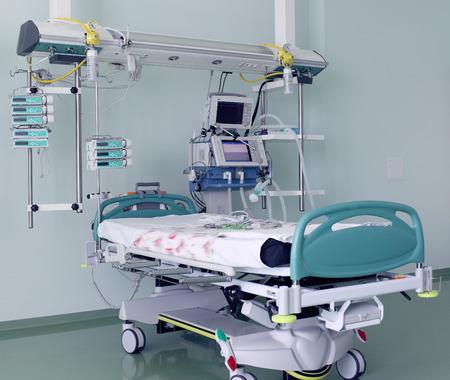 rooms: Hospital room