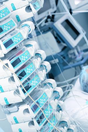 preasure: Hospital equipment