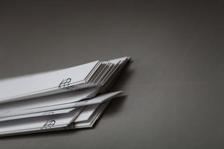 printery: Paper waste after work printing machine
