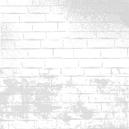 smeared: Brick dirty wall smeared cement