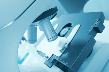 medical lighting: Laboratory microscope