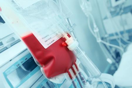 血液輸血有關的重症監護病房設備背景 版權商用圖片 - 40982852