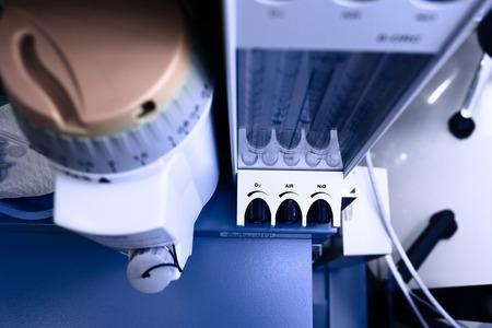 icu: Gas equipment in ICU ward