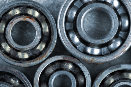 the series: Series of ball bearings background