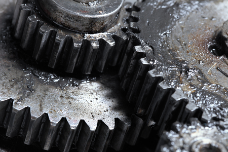 correlation: Mechanical Transmission of rotation by means of gears